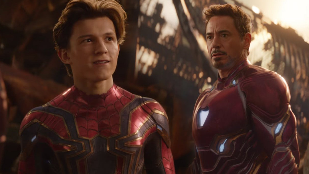 Tony Stark, Spider Man, Far From Home, Spoilers