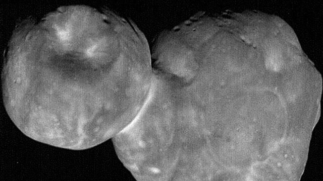 Ultima Thule, New Horizons, Sistema Solar NASA
