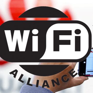 El logo de la asociación wifi Alliance
