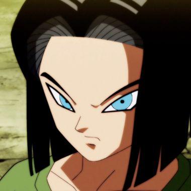 Androide 17, Dragon Ball, Heroes, Anime