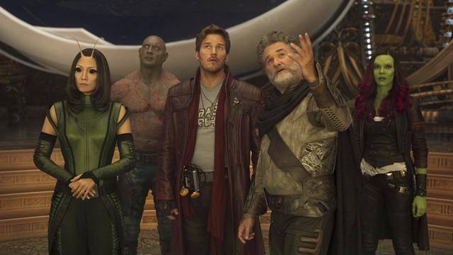 Avengers Endgame, Guardians Of The Galaxy, Ego, Thanos