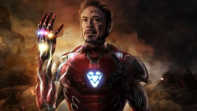 Avengers Endgame, Iron Man, Final, Spoilers