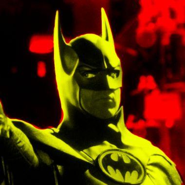Batman-Tim Burton-Película
