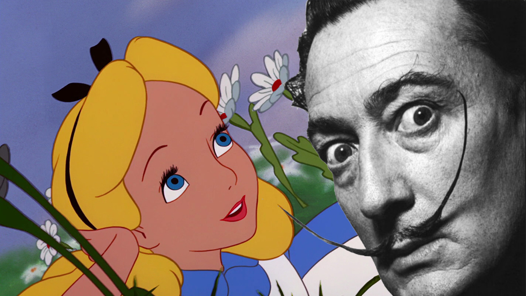 Dalí-Alicia-País-Maravillas