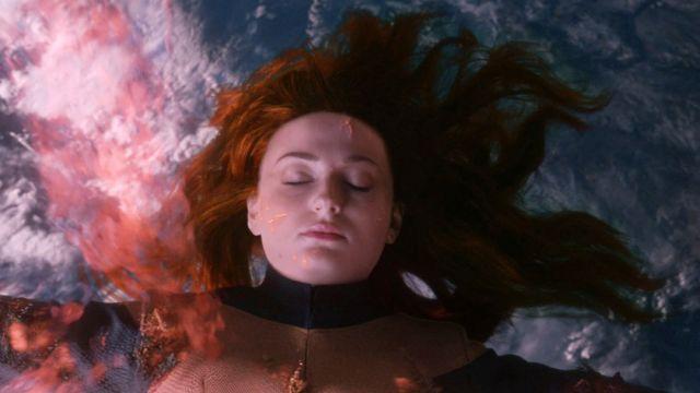 Dark Phoenix, Captain Marvel, Final, Película