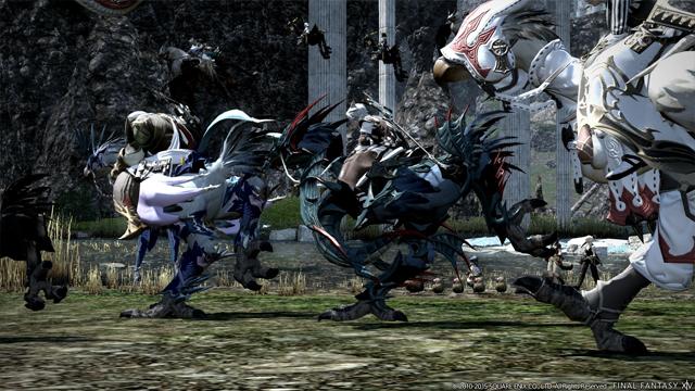Final Fantasy, Live Action, Serie, XIV