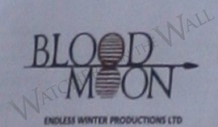 Game of thrones, blood moon, overflow, logo