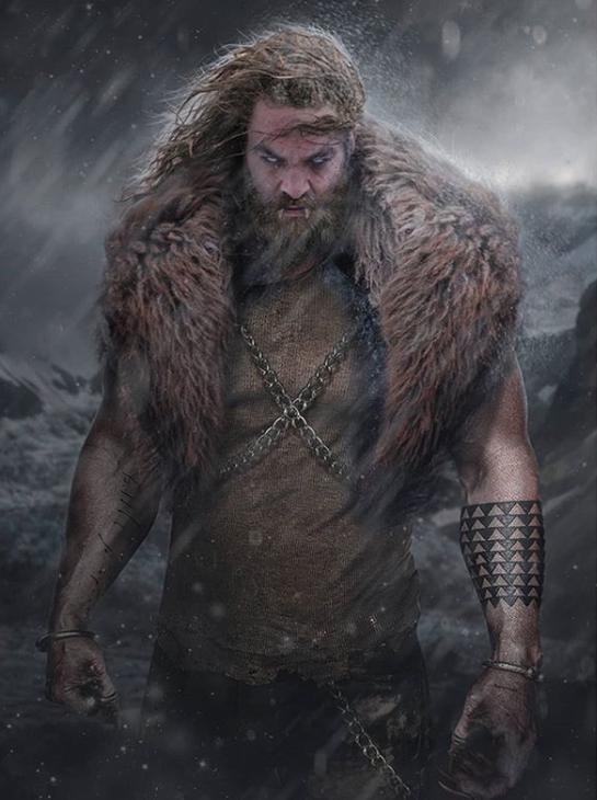 Jason Momoa, Wolverine, Sabretooth, Fan Art