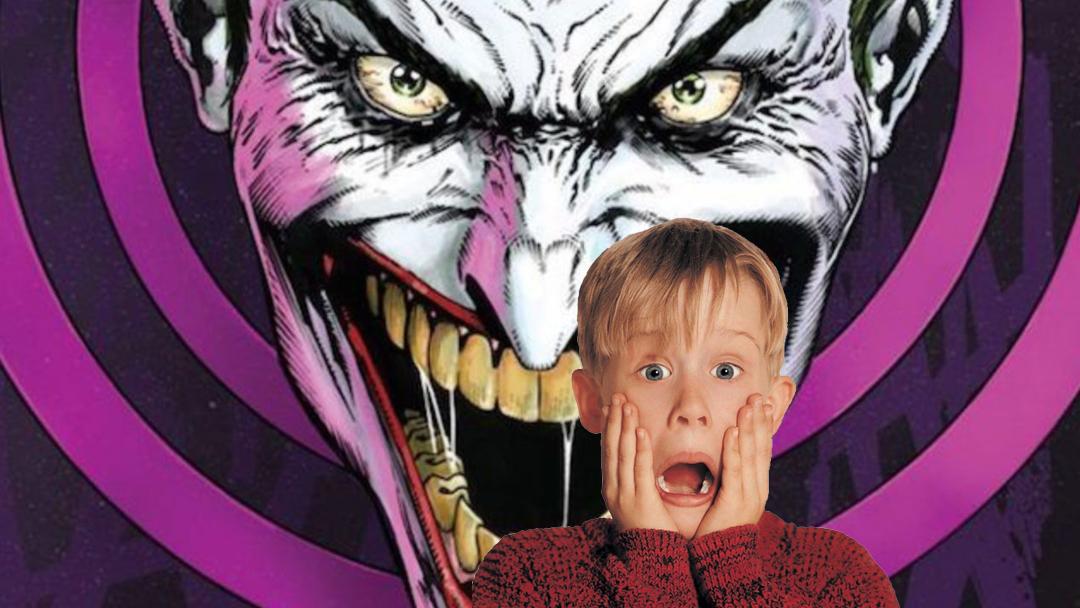 Joker, Macaulay Culkin, Fan Art, Joaquin Phoenix