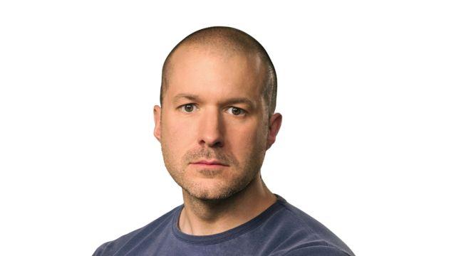 Jony ive el diseñador de Apple