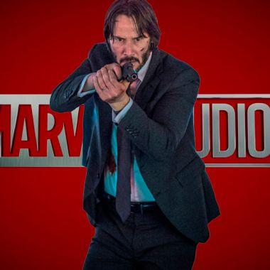Keanu Reeves, Kevin Feige, MCU, Marvel