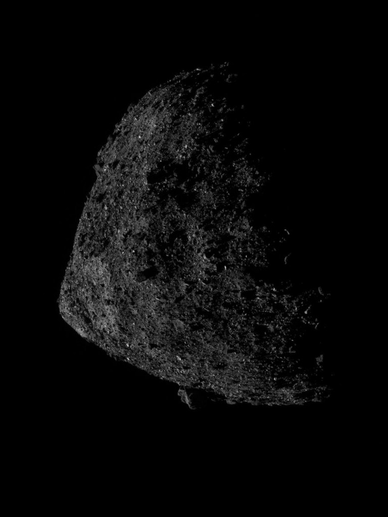 NASA, Asteroide, Bennu, Fotos