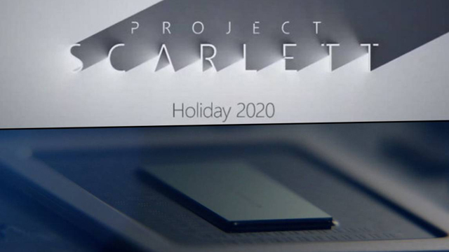Project Scarlett, PlayStation 5, Xbox, Consola