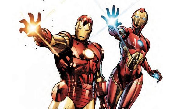 Robert Downey Jr , Iron Man, Ironheart, MCU