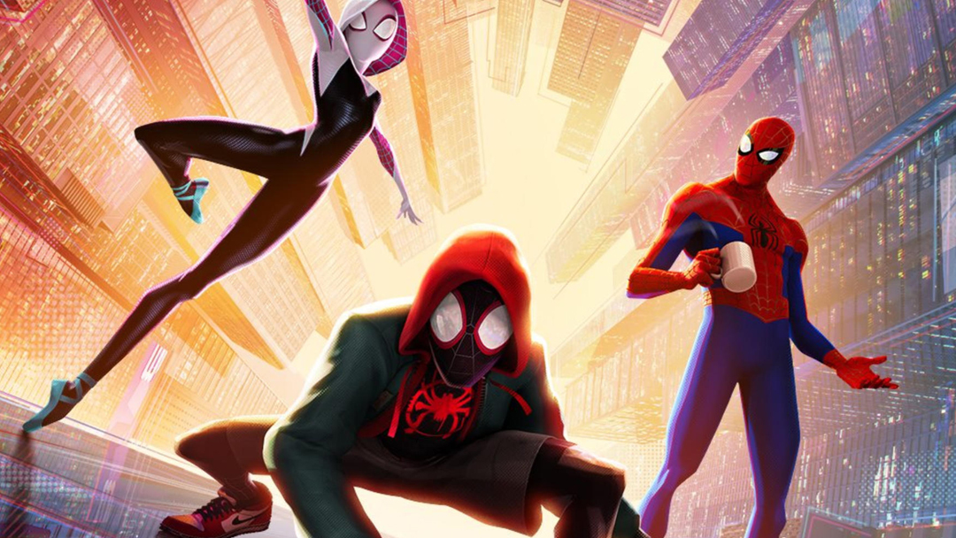 Spider Man, One Punch Man, Into The Spiderverse, Dibujo
