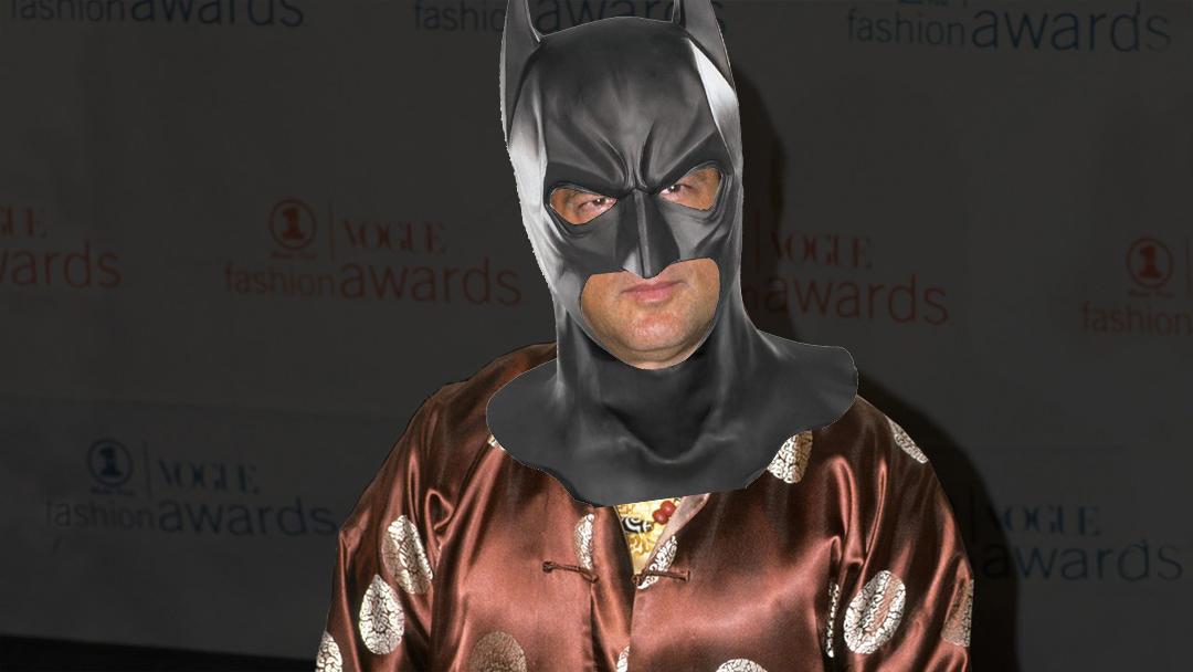 Steven Seagal, Tim Burton, Batman, Película