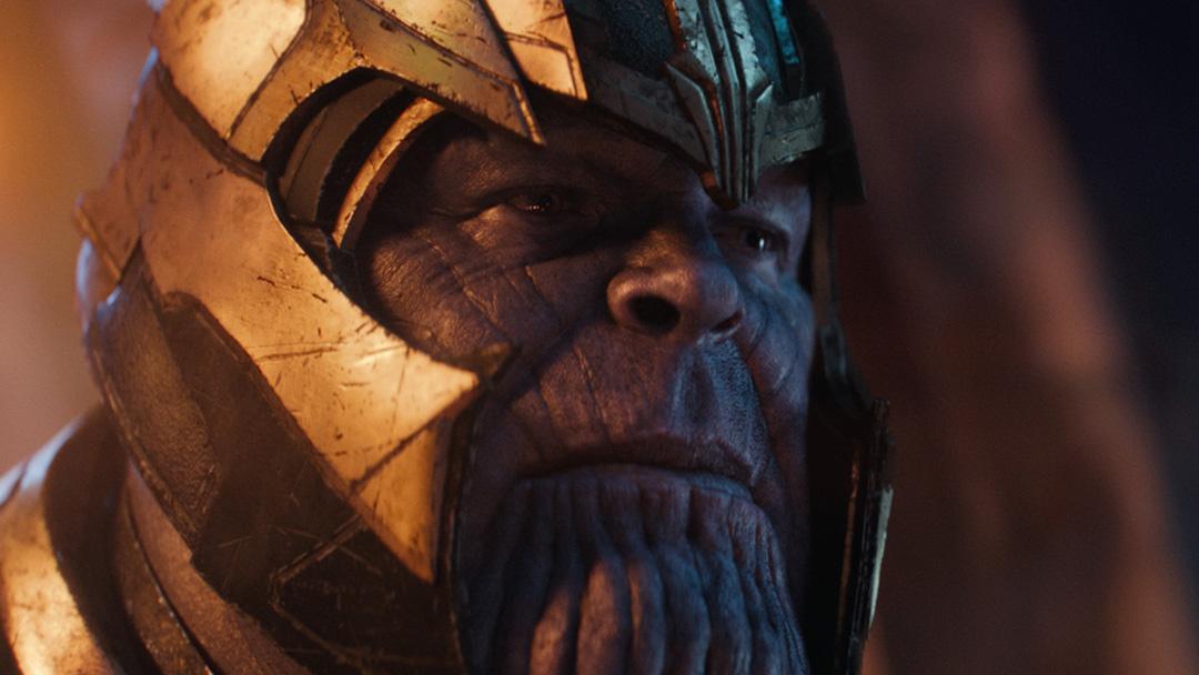 Thanos, Avengers, Infinity War, Endgame