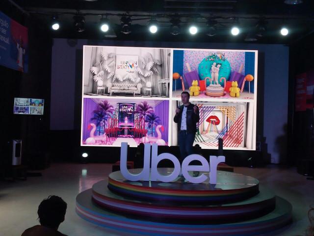 Patricio González, Líder de UberPRIDE.