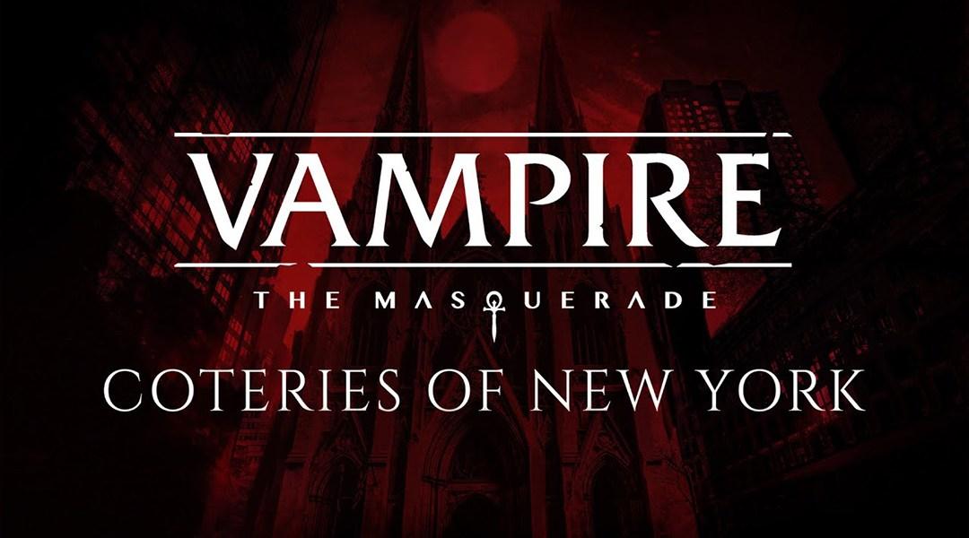 Vampire-The Masquerade-Nintendo Switch