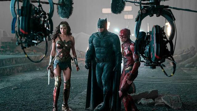 Zack Snyder, Justice League, Snyder Cut, Película