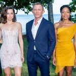 15/07/19 Agente 007, James Bond, Lashana Lynch, Película