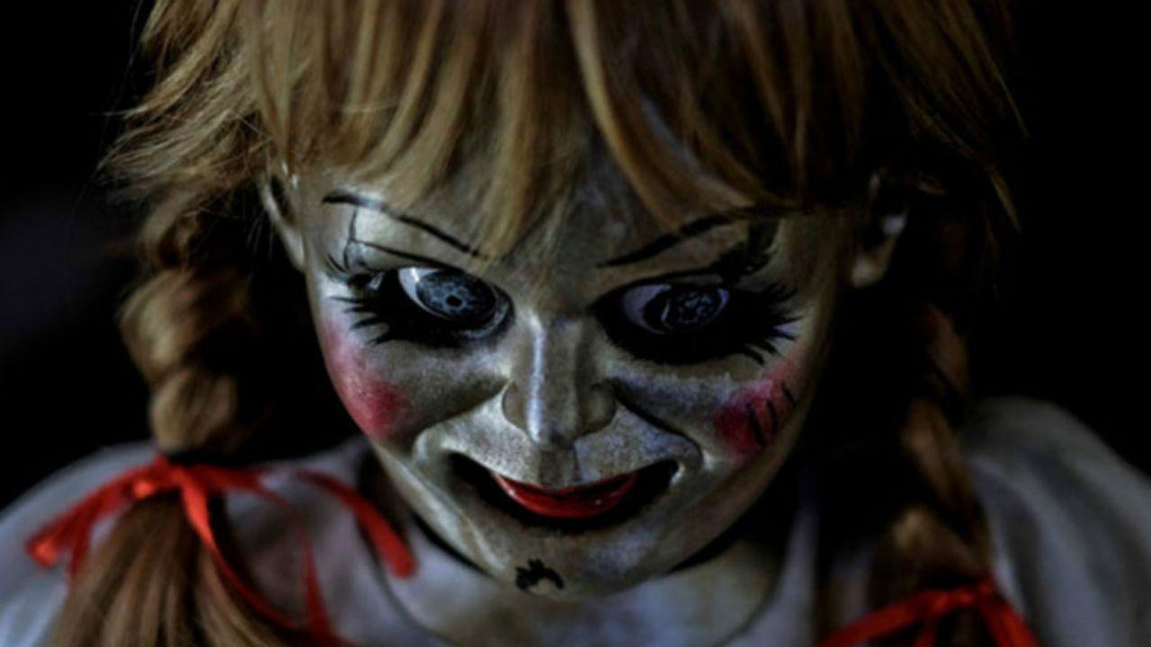 La muñeca diabólica Anabelle, en Come Home