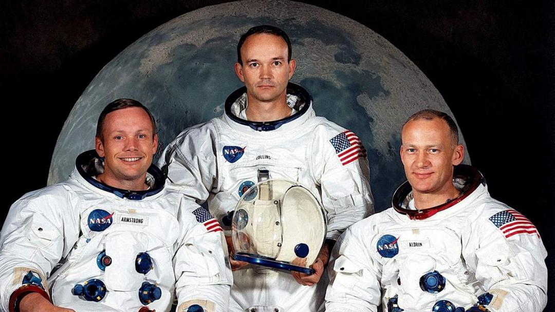 La NASA quiere recuperar 96 bolsas de excremento que dejó la misión del Apolo 11 en la Luna