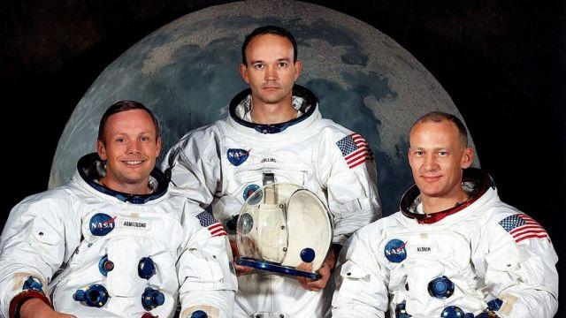 NASA, Misión Apollo, Astronautas