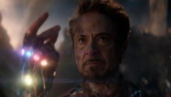 26/07/19 Avengers Endgame, Iron Man, Escena Borrada, Película