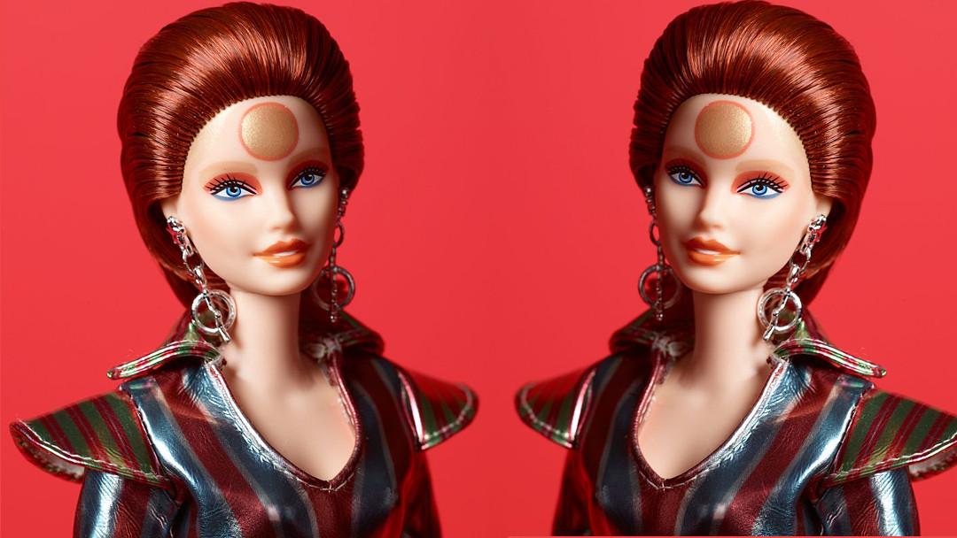 Barbie especial de David Bowie