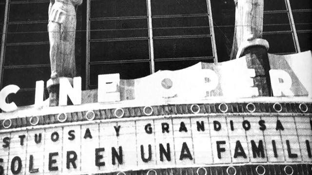 Cine Ópera Antiguo