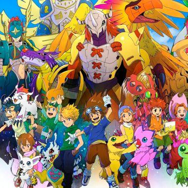 09/07/19 Digimon, Last Evolution Kizuna, Película, Personajes