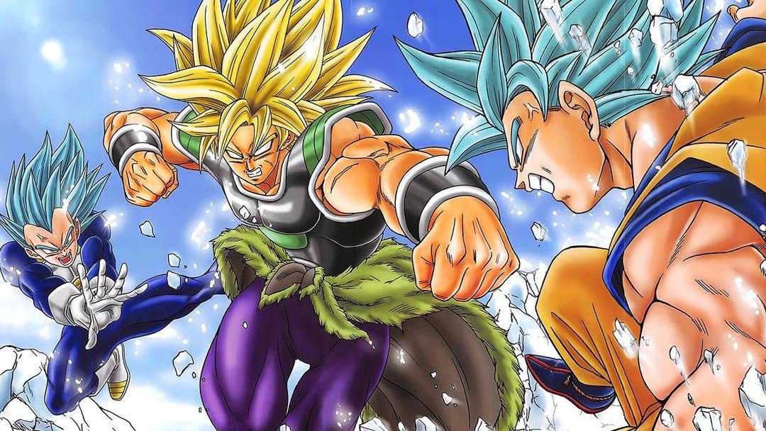 31/07/19 Dragon Ball Super, Akira Toriyama, Toyotaro, Manga