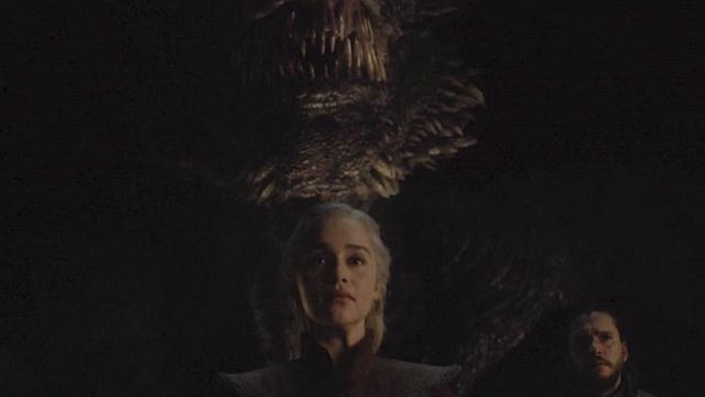 20/07/19 Game of Thrones, Conleth Hill, Daenerys, Varys