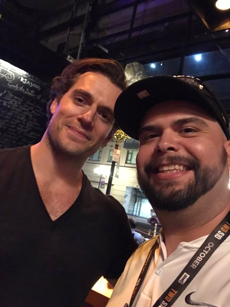 26/07/19 Henry Cavill, Superman, Man of Steel, Secuela