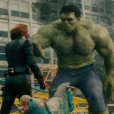 25/07/19 Hulk, Avengers, Age of Ultron, Arte Conceptual