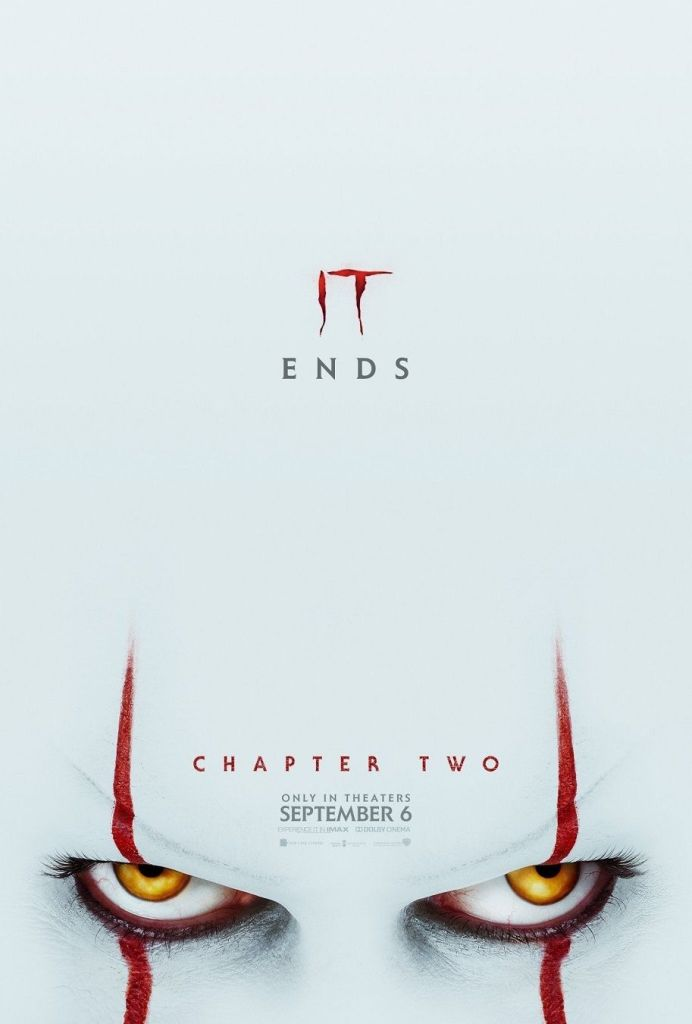 IT, Chapter Two, Póster, Tráiler