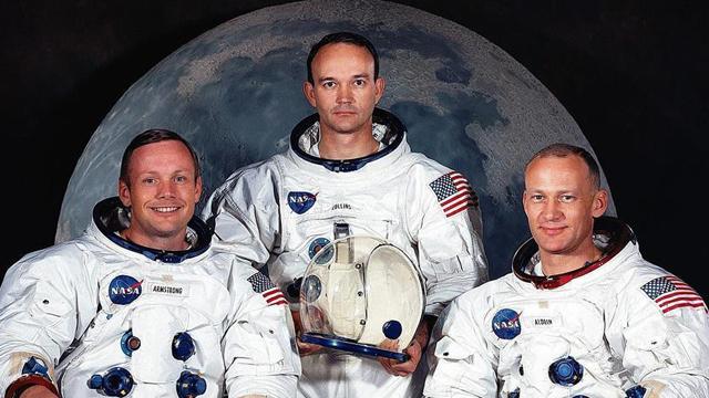 18/07/19 Luna, Apollo 11, Teoría Conspiración, Hombre