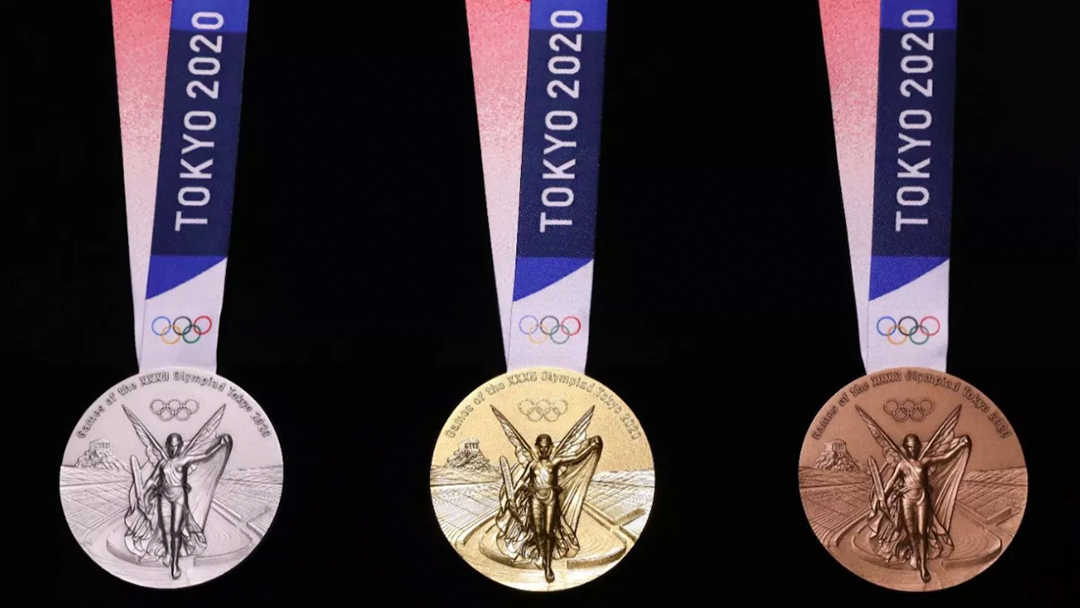 Medallas Tokio 2020