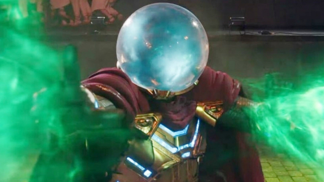 Mysterio Spider Man Far From Home Spoiler
