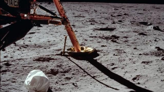 NASA quiere recuperar caca de misiones Apolo