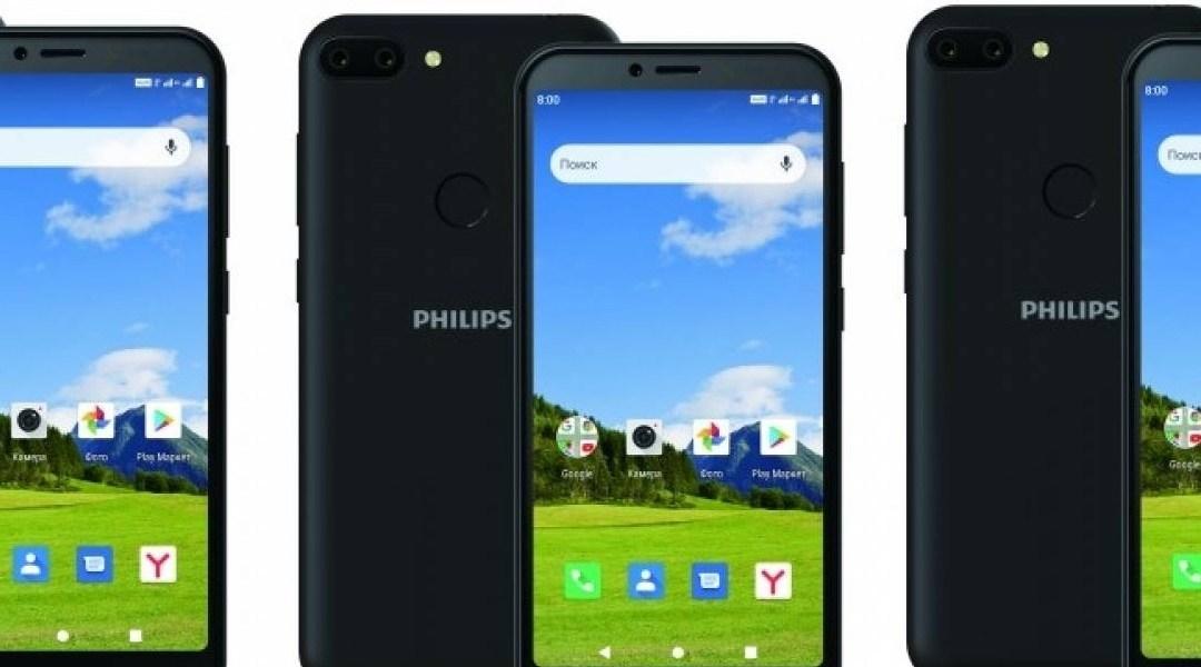 Phillips presenta teléfono Android con batería de larga duración