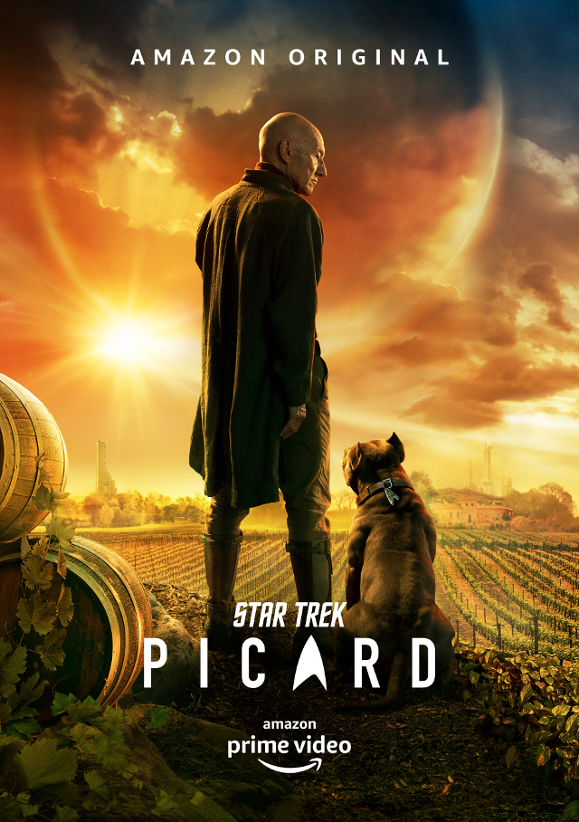 Star Trek: Picard Amazon Prime Video