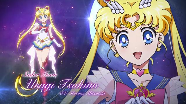 Sailor Moon, Eternal, Película, 2020