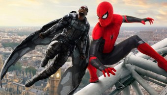 Spiderman Far From Home, Captain America, Sam Wilson, Película