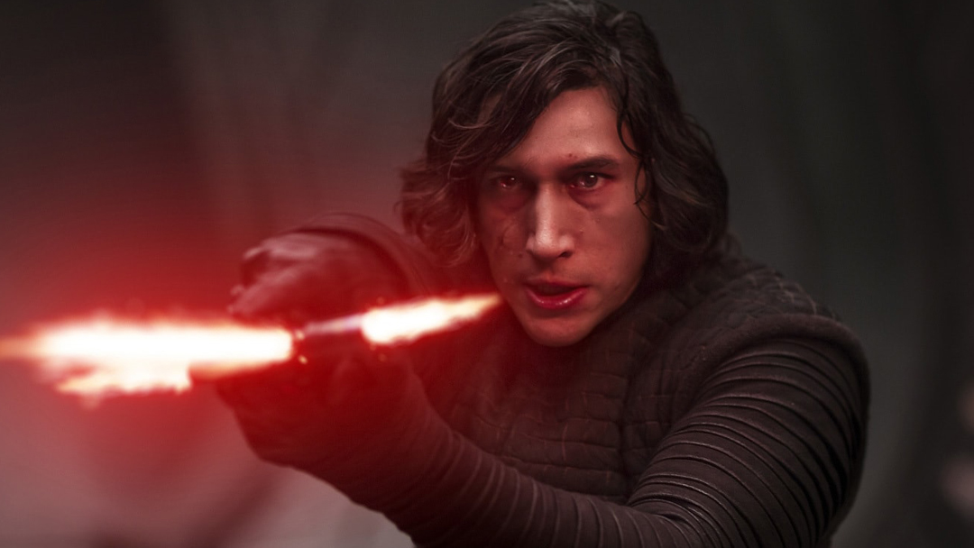 22/07/19 Star Wars, Rise of Skywalker, Episodio IX, Caballeros Kylo Ren