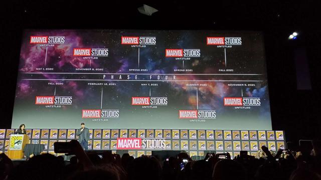 Salma Hayek formará parte del Universo Marvel