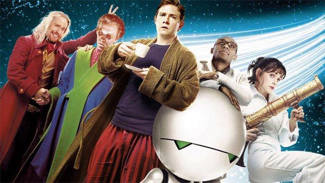 Trabajan en una serie de The Hitchhiker's Guide to the Galaxy para Hulu.