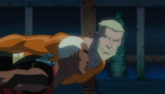 01/08/19 Aquaman, Young Justice, Kaldur'ahm, Gay