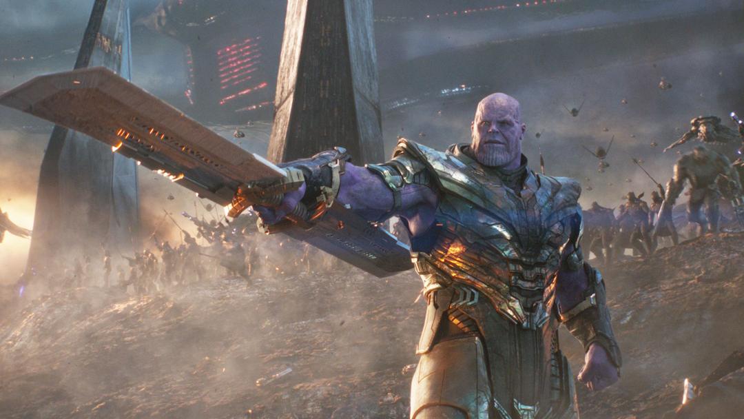 19/08/19 Avengers Endgame, Hermanos Russo, Nova, Película